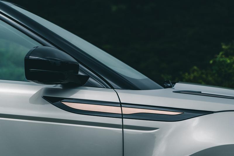 奢華 SUV 始祖-實測 Range Rover 新一代 Evoque