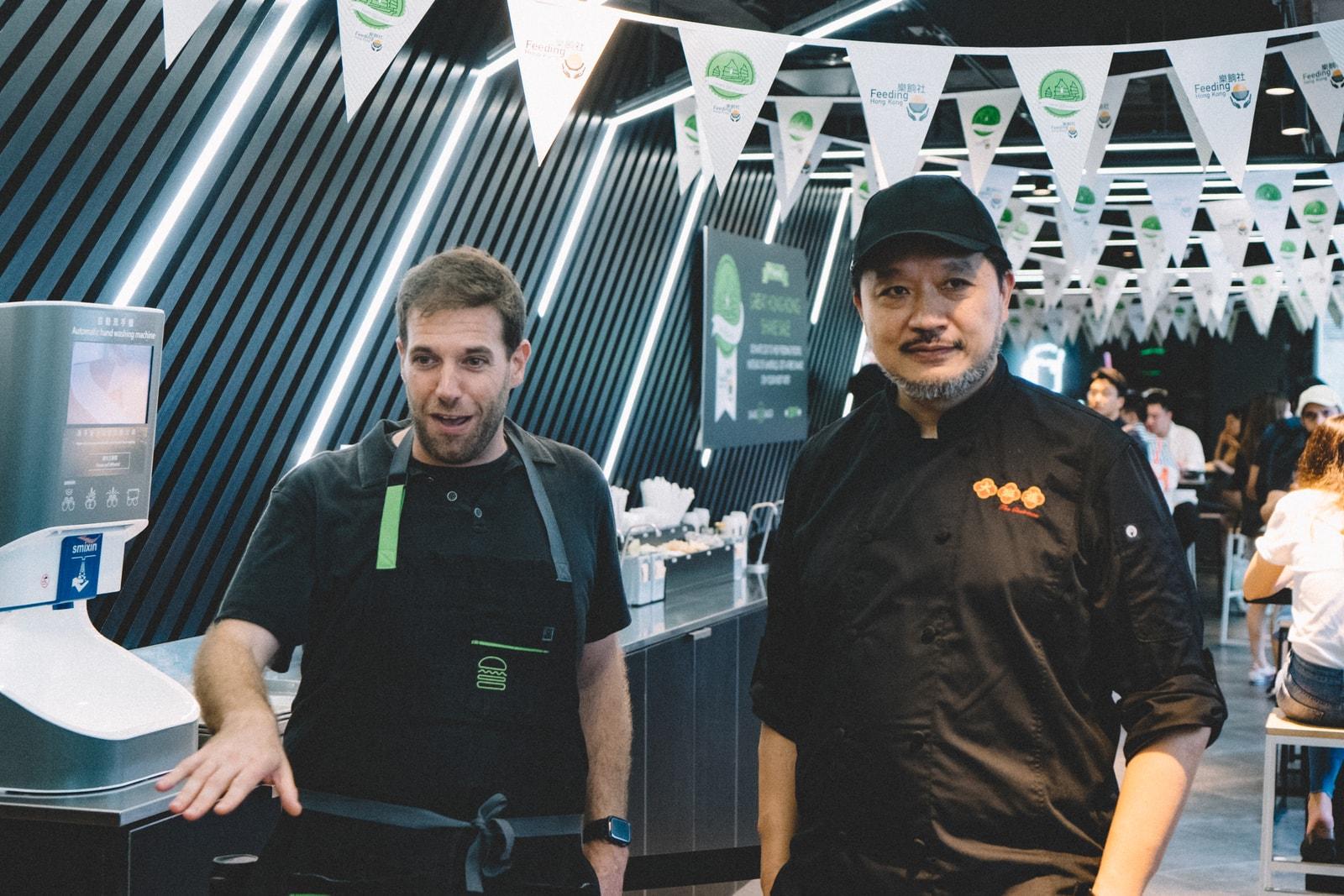 中西合壁之作-Shake Shack 首度攜手全球 50 最佳餐廳「大班樓」