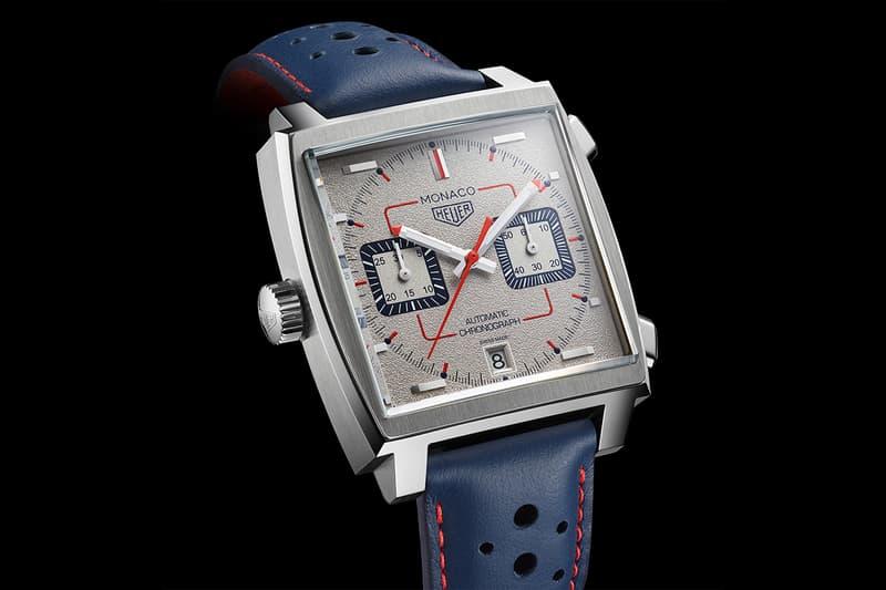 TAG Heuer 釋出五十周年別注 Monaco 手錶第三枚
