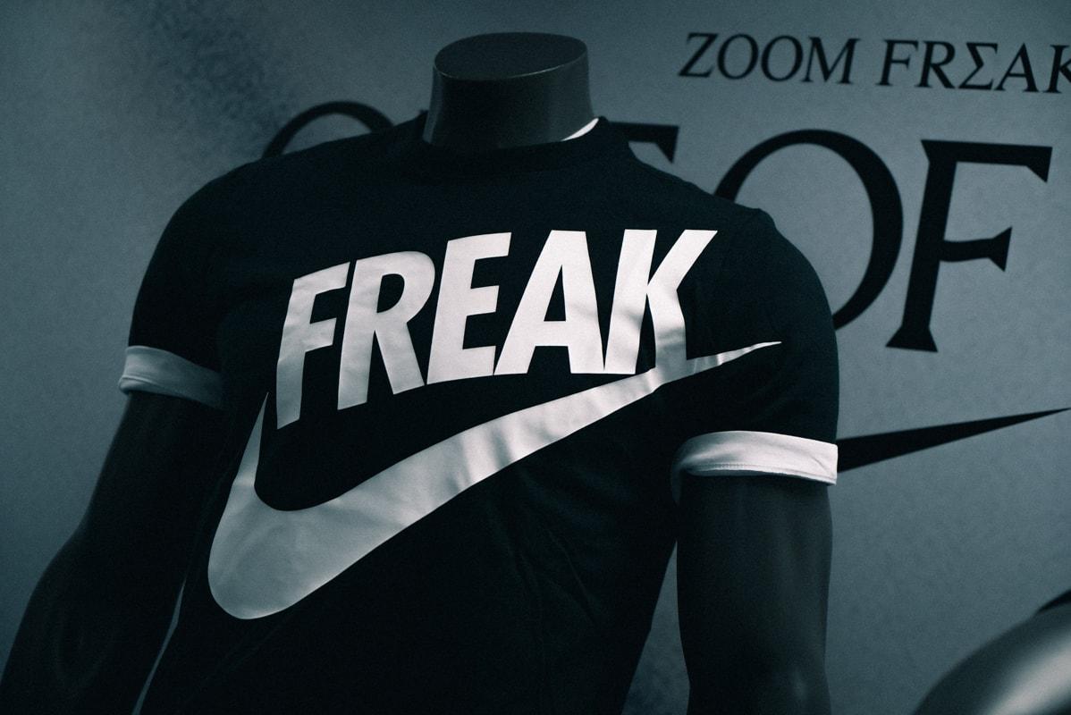實測「字母哥」Giannis Antetokounmpo 首雙 Nike 簽名球鞋 Zoom Freak 1