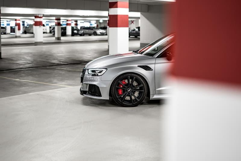 ABT Sportsline 打造 Audi RS3 全新性能強化改裝車型