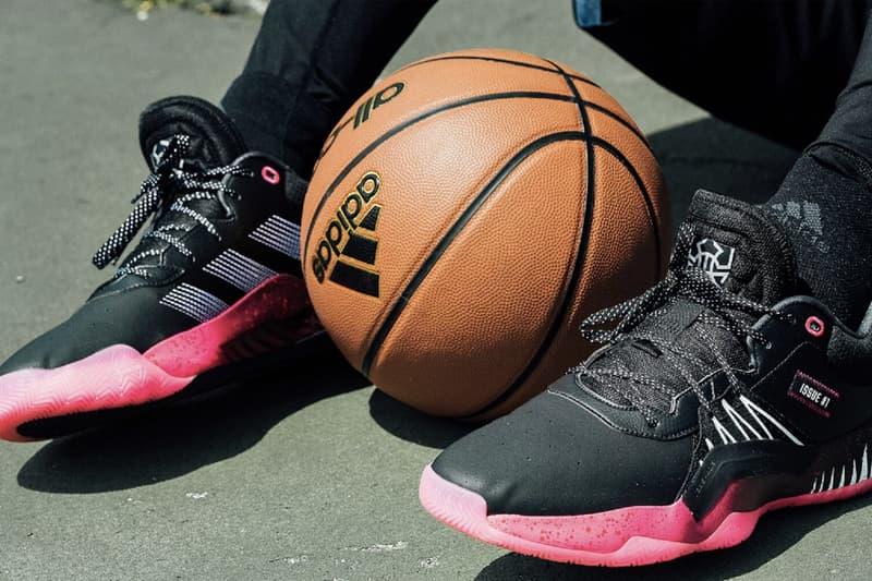 adidas 攜手 Marvel 打造 Donovan Mitchell 首款簽名鞋 D.O.N. ISSUE#1 台灣發售情報