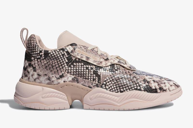 adidas Originals 推出奢華蛇紋 Supercourt RX 鞋款