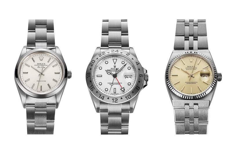 知名錶商 Watchfinder & Co. 精選 3 款「平價」 Rolex 錶款