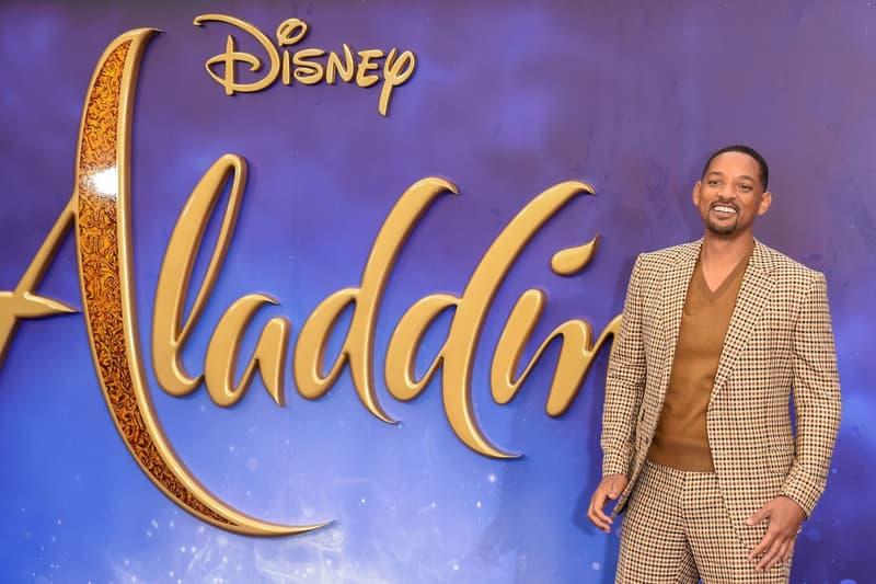 巔峰持續-《Aladdin》成為 Will Smith 從影以來票房最高電影