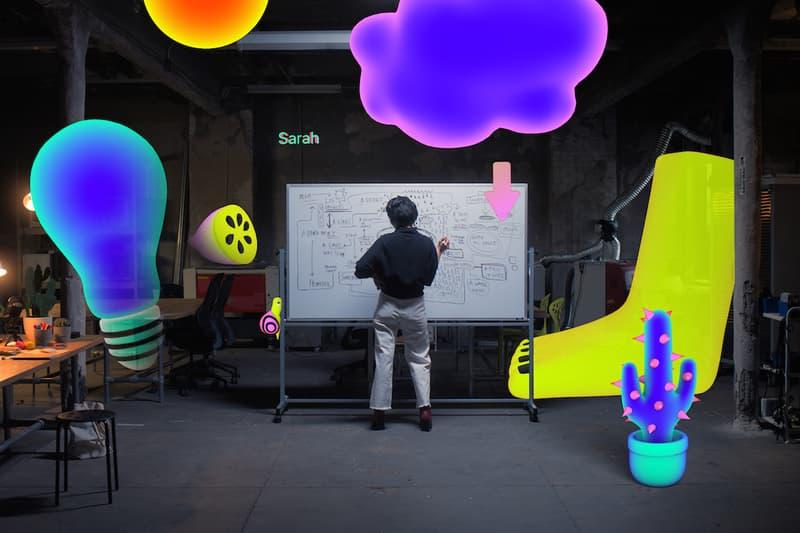 聯手 New Museum-Apple 推出全新擴增實境 [AR]T 藝術體驗