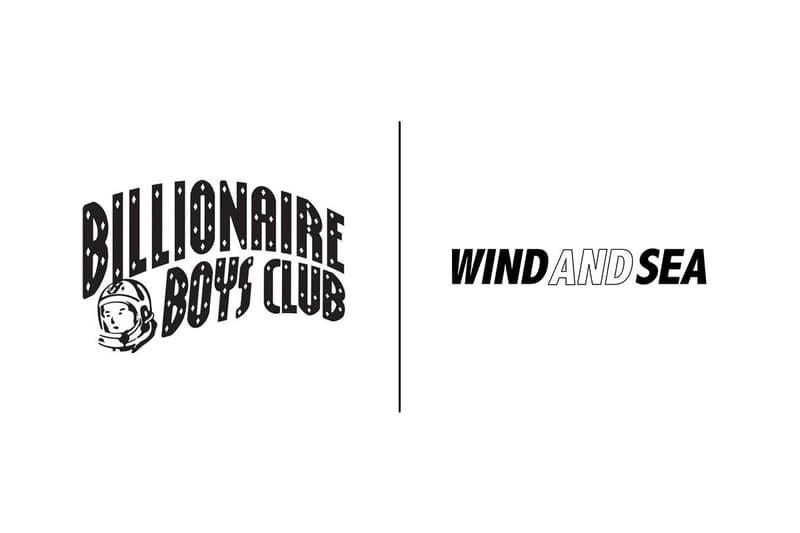 泛起風浪-Billionaire Boys Club 預告聯乘 Wind And Sea 企劃