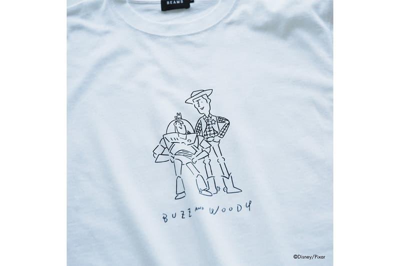 BEAMS 攜手 Champion 及日本插畫師 Yu Nagaba 打造《Toy Story》聯名服飾
