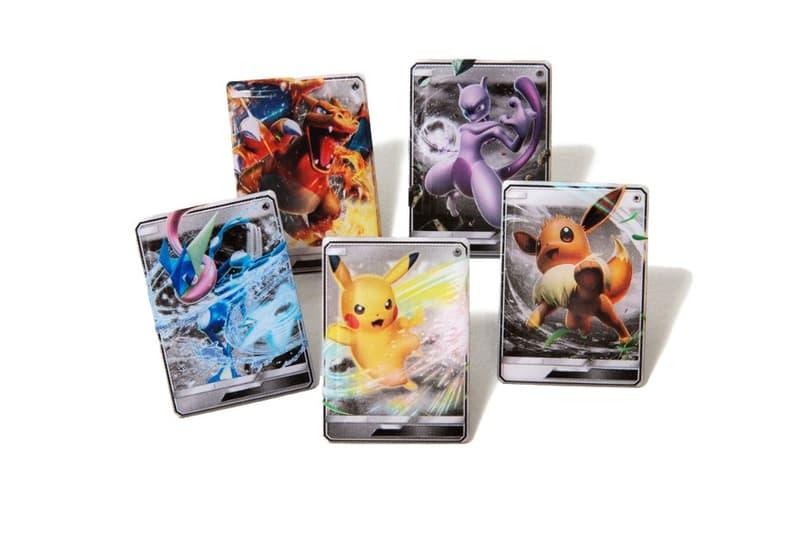 BEAMS x Pokémon 全新卡牌主題聯乘系列發佈
