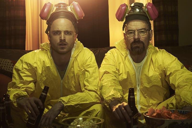 《Breaking Bad》演員 Bryan Cranston 與 Aaron Paul 再次曝光最新電影劇照