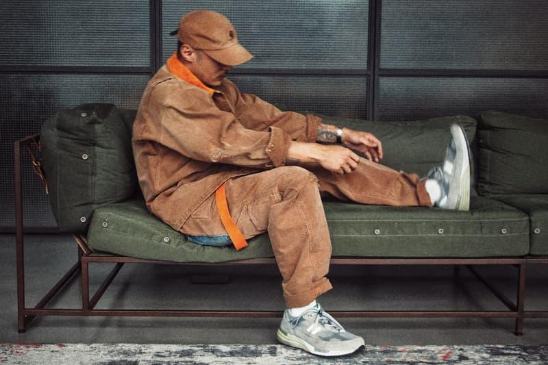 睽違再聯-Carhartt WIP x MADNESS 五週年工裝企劃