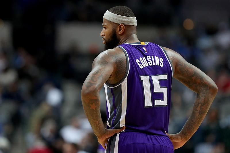DeMarcus Cousins 宣佈將於 Lakers 重新穿上背號「15」戰袍