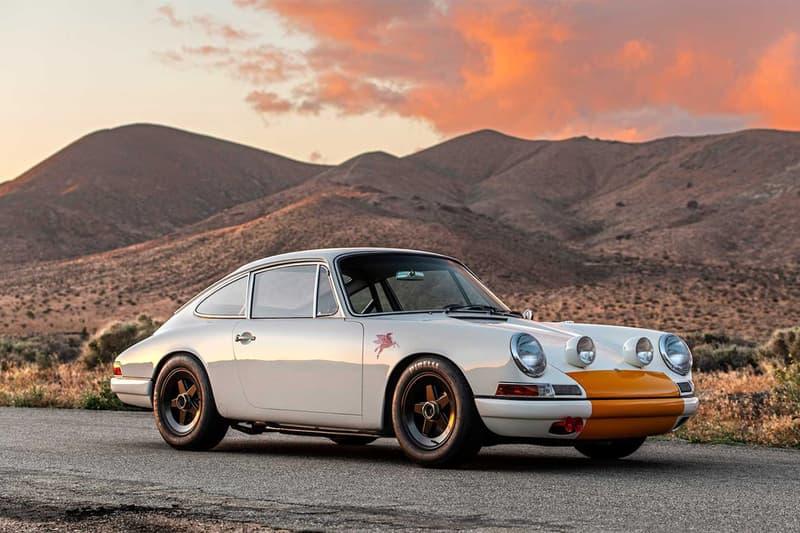 Emory Motorsports 打造 Porsche 全新 911K Outlaw 定製車型