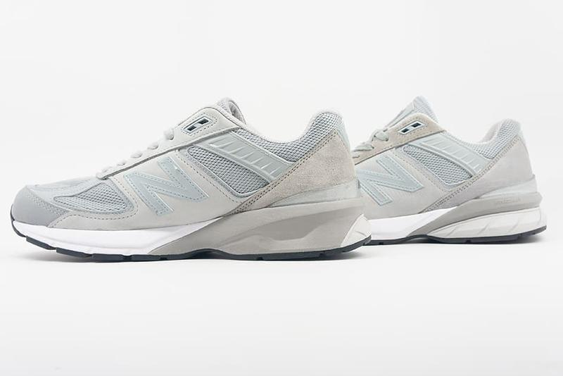 Engineered Garments x New Balance 990v5 聯乘鞋履登場