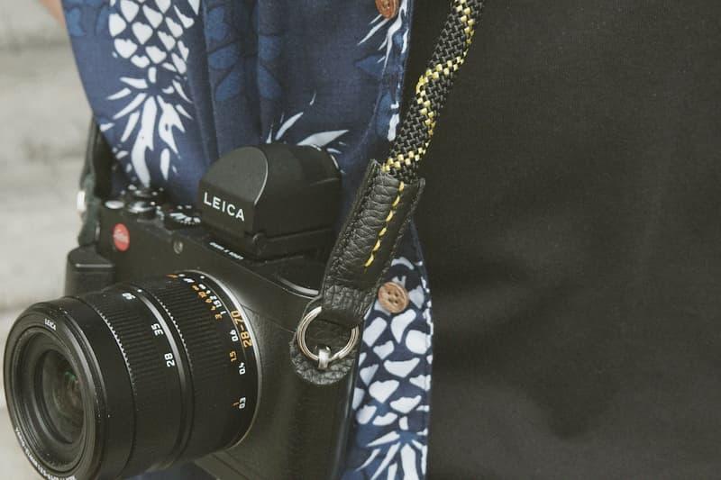 開店誌賀-EPM x 432HZ 推出香港限定 Yosemite 別注相機帶