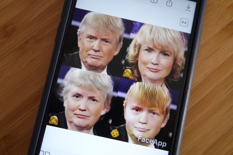 風靡全球的「變臉」應用 FaceApp 引發隱私爭議