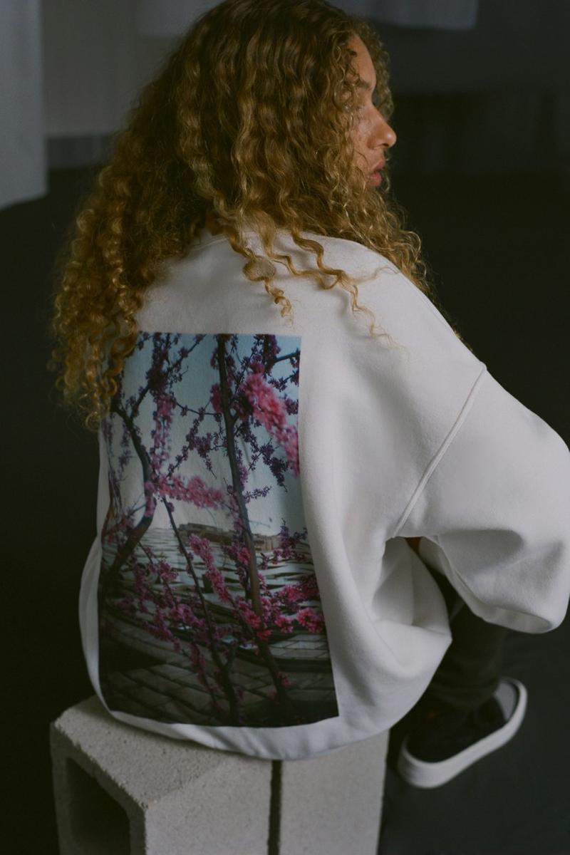 Fear of God 副線品牌 ESSENTIALS 2019 年春季型錄發佈