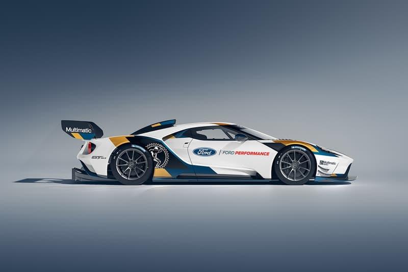 全球限量 − Ford GT 要價 120 萬美元全新 MkII 車型發佈