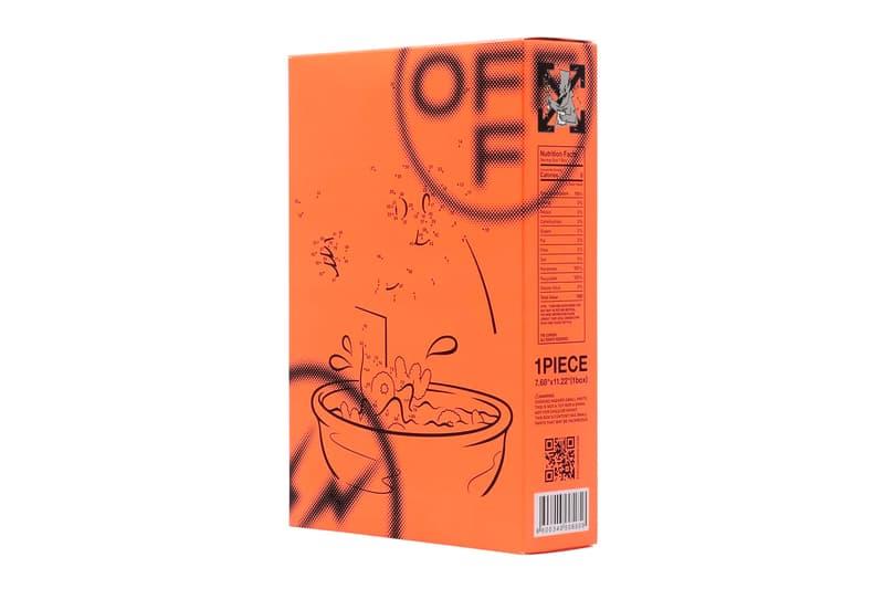 藤原浩曝光 fragment design x Off-White™ 全新聯乘單品