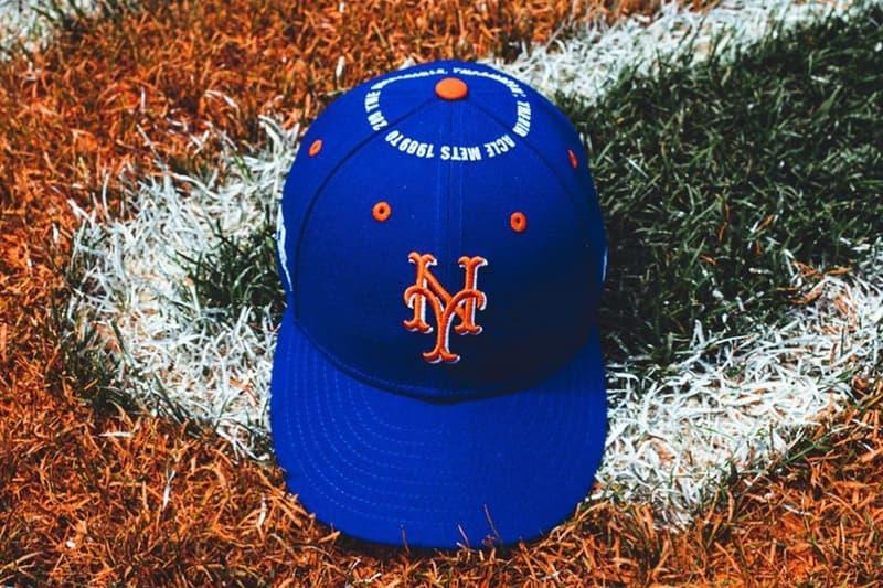 Futura 與 New York Mets 攜手打造 50 週年紀念商品系列