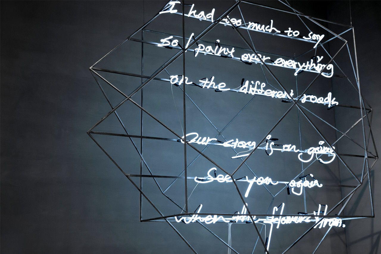 HYPEBEAST 獨家解析 G-Dragon 之「UNTITLED, 2017 無題藝術展」現場作品