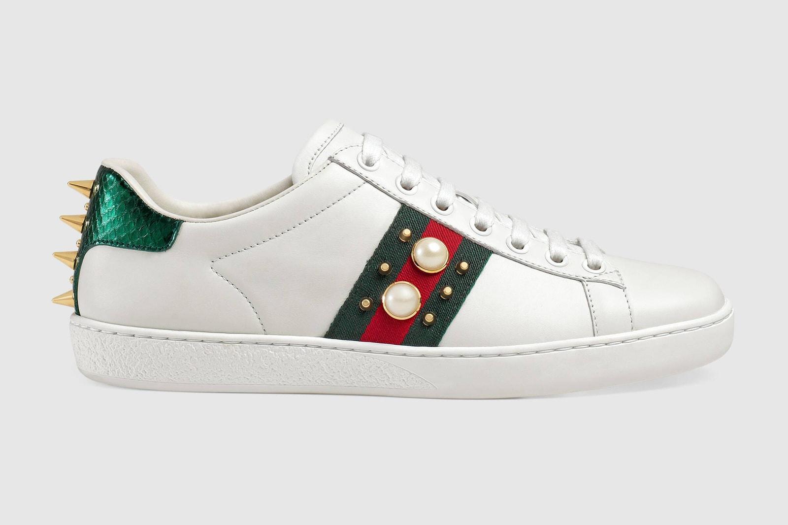 四位紐約具影響力的品味人士親身演繹 GUCCI Ace Sneaker