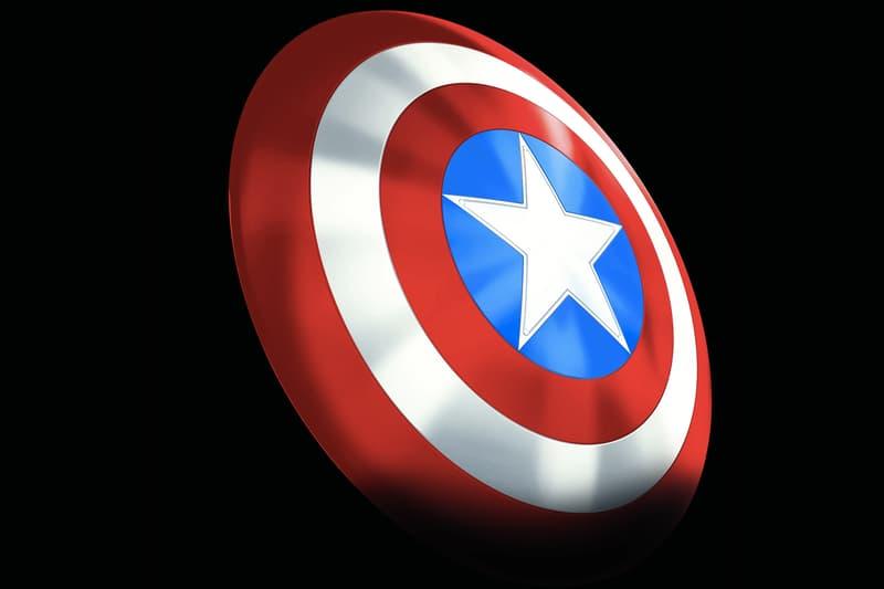 Hasbro 旗下 Marvel Legends 系列推出 1:1 比例 Captain America 元祖經典盾牌