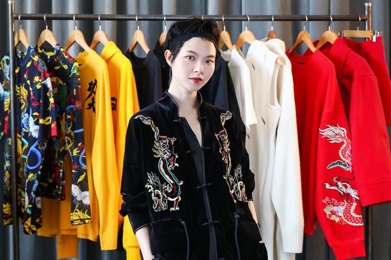 H&M x ANGEL CHEN 首個大中華區設計師聯名系列發佈
