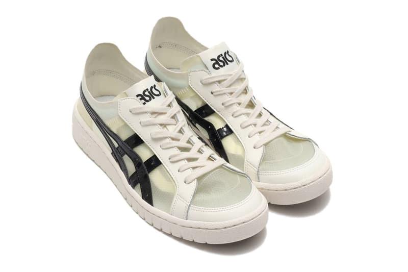 透明鞋當道-ASICSTIGER 重塑經典籃球鞋款 GEL-PTG