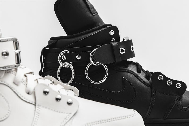 HYPEBEAST 搶先近賞 COMME des GARÇONS x Air Jordan 1 Retro High