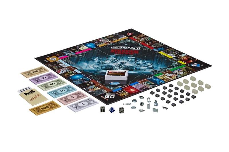 順應熱話-Hasbro 推出《Stranger Things》主題 Monopoly