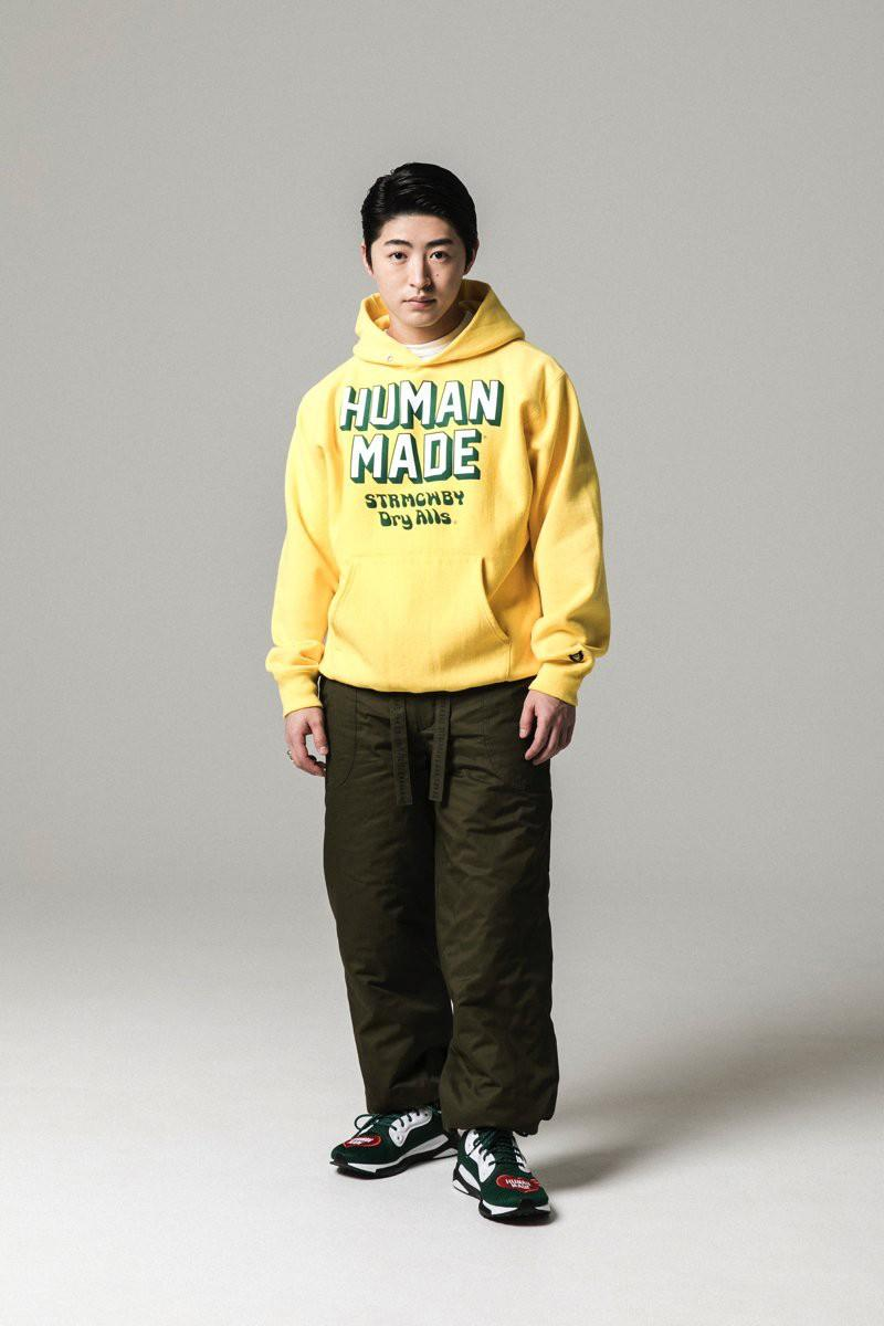 HUMAN MADE 發佈 2019 秋冬季度造型錄