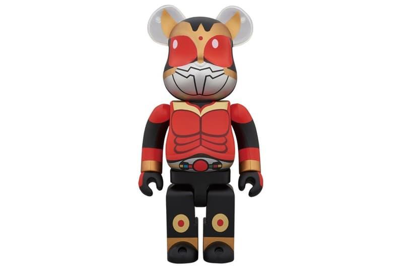 Medicom Toy 推出「Kamen Rider」BE@RBRICK 套裝
