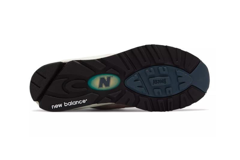 單色灰調-New Balance 迎來美製 990v2 新作