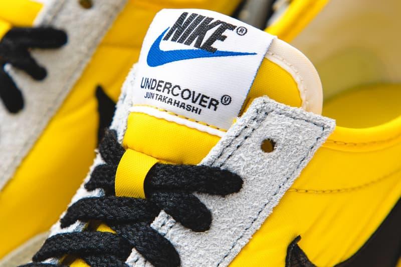 近賞 UNDERCOVER x Nike Daybreak 全新「Bright Citron」配色