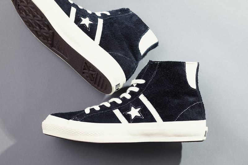 Converse 發佈 50 週年 Star & Bars 別注紀念鞋款