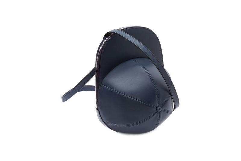 帽子技法-JW Anderson 全新帽形皮革包款華麗登場