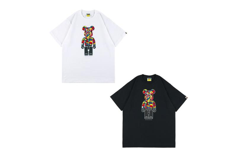 Medicom Toy 攜手 fragment design、NEIGHBORHOOD 等推出展覽別注 T-Shirt