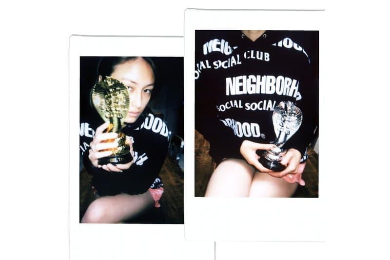 NEIGHBORHOOD x Anti Social Social Club 第二波聯名系列登場