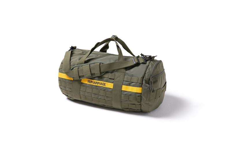有備無患-HUMAN MADE 推出軍事元素裝備品
