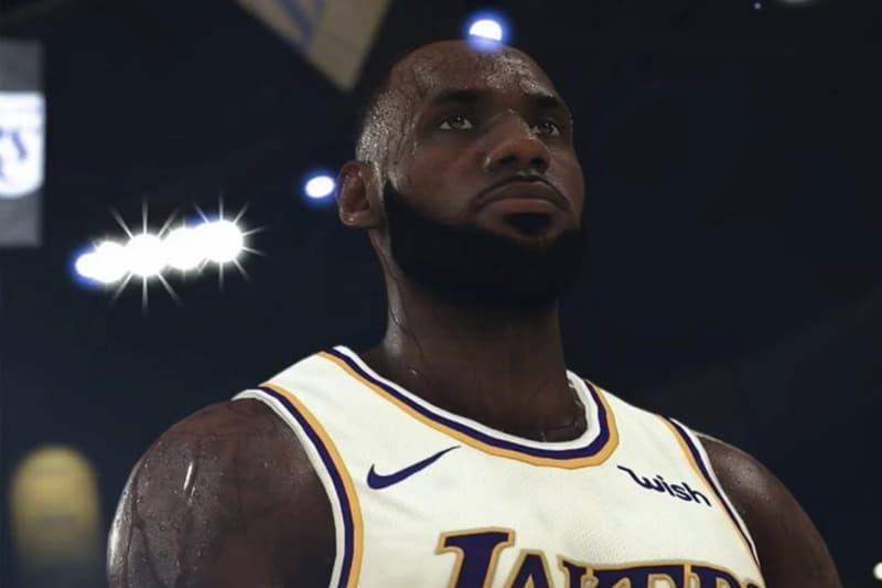 各隊雙雄崛起!《NBA 2K20》能力值 Top 20 球員榜單搶先揭曉