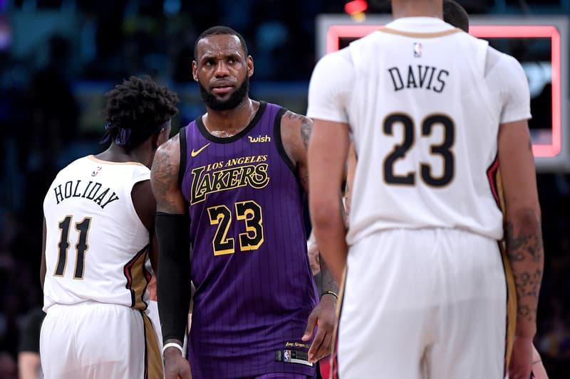 LeBron James 將在下賽季繼續身穿「23」號球衣