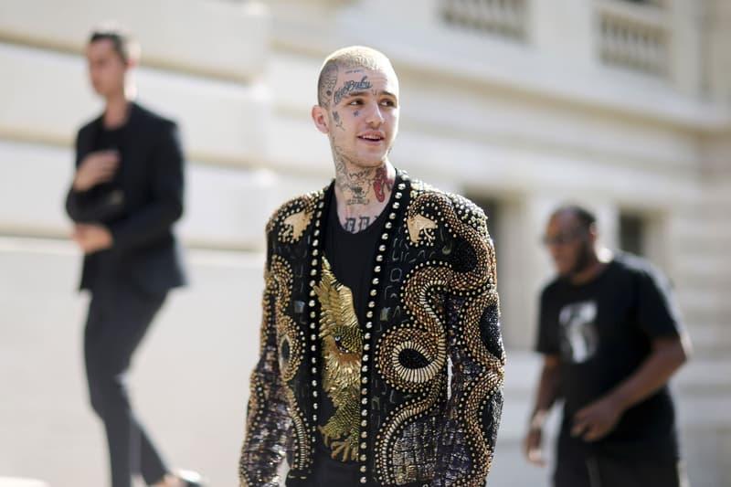 已故饒舌歌手 Lil Peep 全新專輯即將釋出