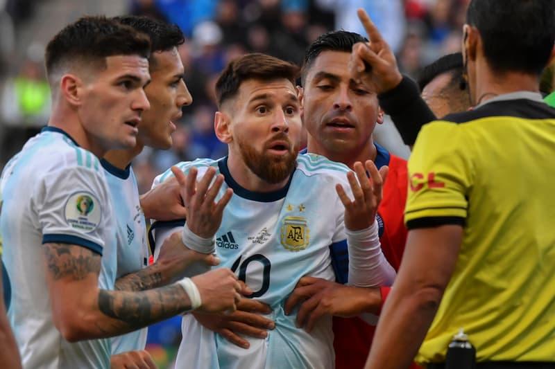 Lionel Messi 炮轟美洲盃: 不想和腐敗的美洲盃同流合汙