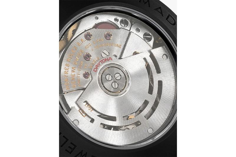 MAD Paris 打造 Rolex Daytona 黑藍寶石定製版本