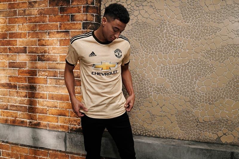 adidas Football 正式發佈 Manchester United 2019/20 賽季客場球衣