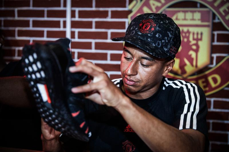 adidas「夏練國度」之 Manchester United 中國行現場回顧