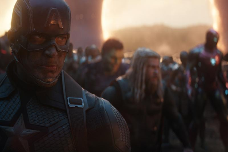 一看再看-Marvel Studios《復仇者聯盟4: 終局之戰》登陸 Apple TV
