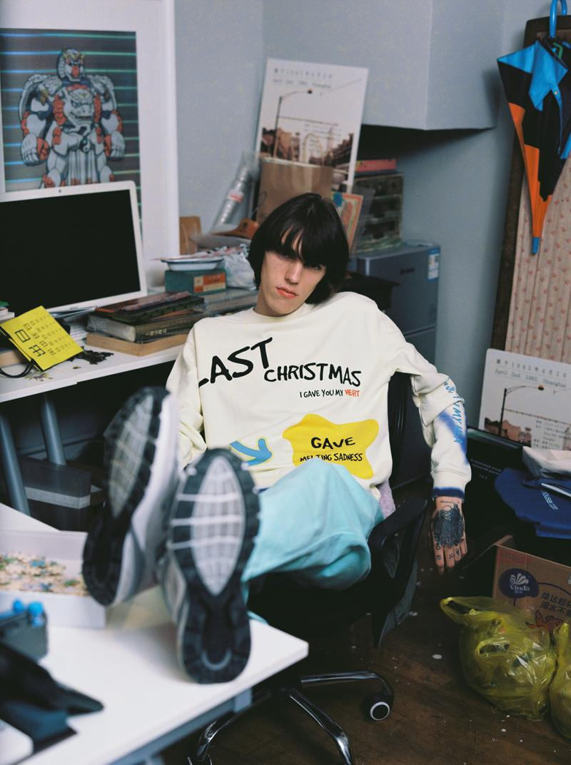 Melting Sadness 發佈 2019 秋冬系列 Lookbook