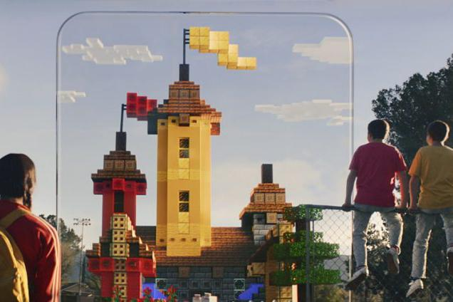手機 AR 新作《Minecraft Earth》宣佈即將於 iOS 開放測試